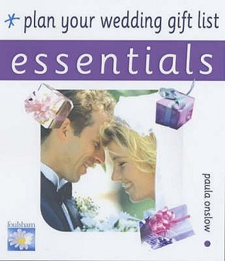 Plan Your Wedding Gift List