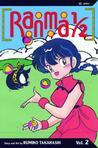 Ranma ½, Vol. 2 (Ranma ½ by Rumiko Takahashi