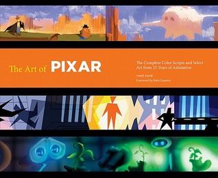 The Art of Pixar by Amid Amidi