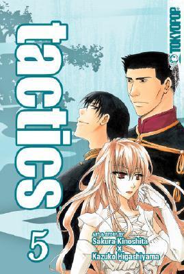 tactics, Volume 5 by Sakura Kinoshita