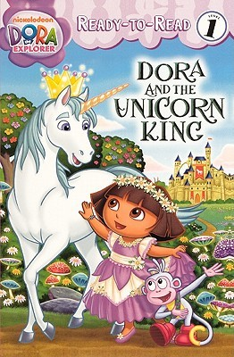 Dora And The Unicorn King By Ellie Seiss