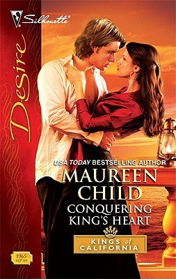Conquering King's Heart (Kings of California, #4)