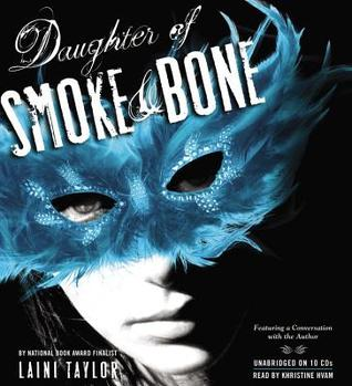 Daughter of Smoke & Bone(Daughter of Smoke & Bone 1)