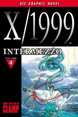 X/1999, Volume 04 by CLAMP
