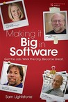 Making It Big in Software by Sam S. Lightstone