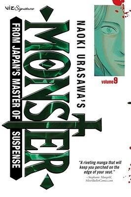 Naoki Urasawa's Monster, Volume 9: A Nameless Monster (Naoki Urasawa's Monster, #9)