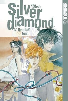 Silver Diamond, Volume 5 by Shiho Sugiura