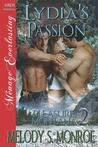 Lydia's Passion [Pleasure, Montana 2] by Melody Snow Monroe