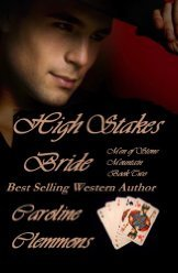 High Stakes Bride (Men of Stone Mountain, #2)