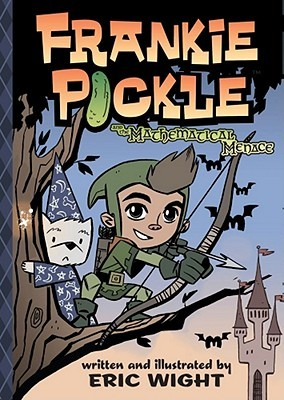 Frankie Pickle and the Mathematical Menace (Frankie Pickle, #3)