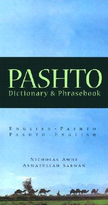 Pashto Dictionary & Phrasebook: Pashto-English English