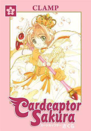 Cardcaptor Sakura, Book 2 by CLAMP