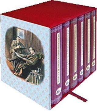 Sherlock Holmes 6 Book Boxed Set