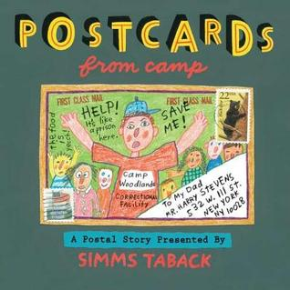 Ebook Postcards from Camp by Simms Taback DOC!