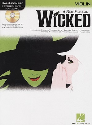 Wicked: Violin Play-Along Pack