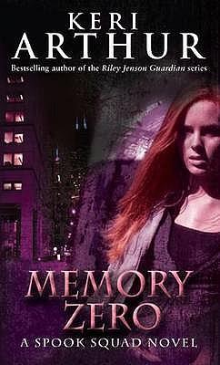 Memory Zero (Spook Squad, #1)