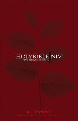 Niv Bible: With Cross References And Concordance