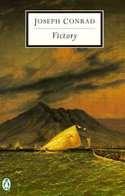 Image result for Victory, Joseph Conrad book cover