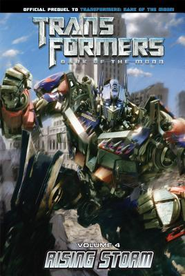 Transformers: Dark of the Moon: Rising Storm, Volume 4