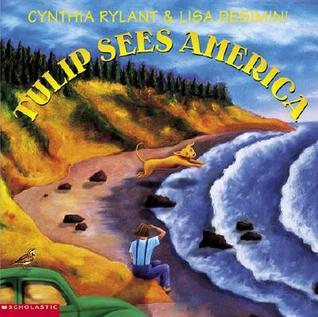Tulip Sees America by Cynthia Rylant