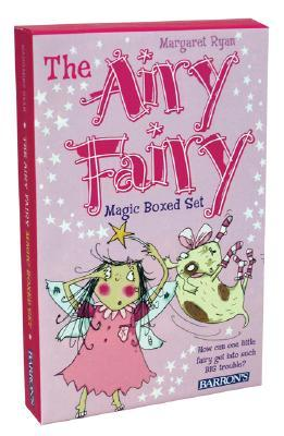The Airy Fairy Magic Boxed Set: Magic Muddle!/Magic Mix-Up!/Magic Mischief!/Magic Mess!