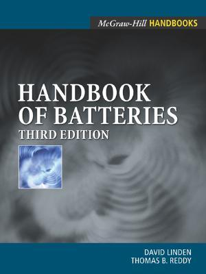 Handbook of Batteries FB2 iBook EPUB 978-0071359788 por David Linden