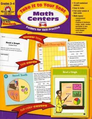 Math Centers: Grades 3-4