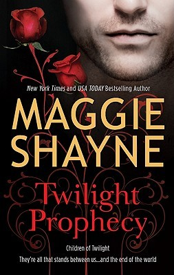 Twilight Prophecy (Wings in the Night, #17; Children of Twilight, #1)