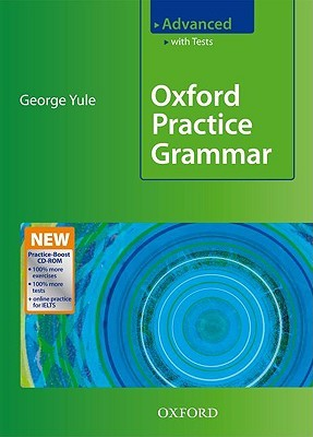 Yule george. Oxford practice grammar. Advanced (sb) [djvu] все.