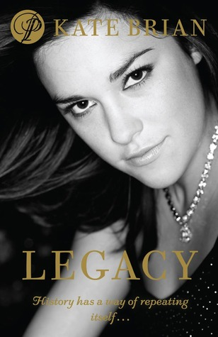 Legacy: a private novel by Kate Brian