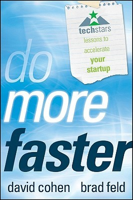 Do More Faster by David G. Cohen
