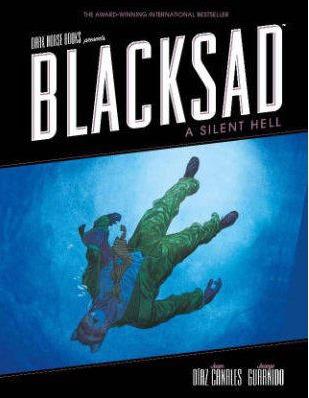 A Silent Hell(Blacksad 4)