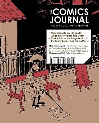The Comics Journal #294