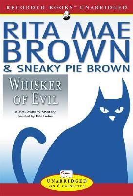 Whisker of Evil (Mrs. Murphy, #12)