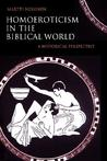 Homoeroticism in the Biblical World