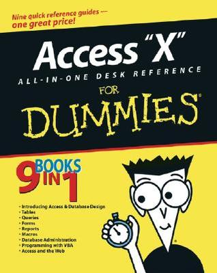 Access 2003 All-In-One Desk Reference for Dummies . by Margaret Levine Young