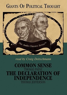 Common Sense/Declaration of Independence