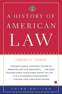 A History of American Law (ePUB)