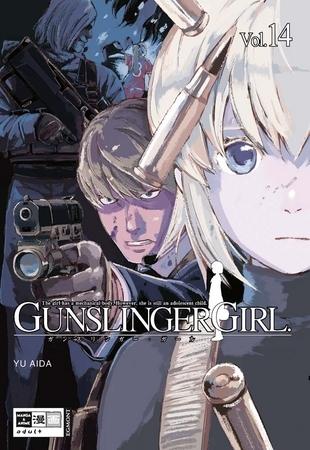 Gunslinger Girl 14 (Gunslinger Girl #14)