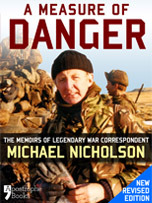 A Measure of Danger by Michael Nicholson
