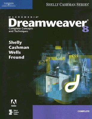 Macromedia Dreamweaver 8: Complete Concepts and Techniques