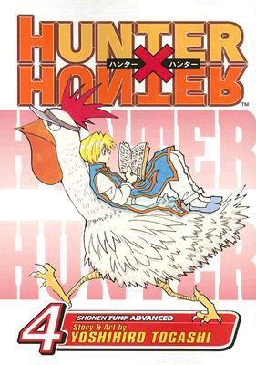 Hunter x Hunter, Vol. 04 (Hunter x Hunter, #4)