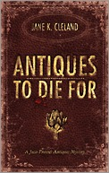 Antiques to Die For (Josie Prescott, #3)