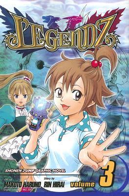 Legendz, Volume 3