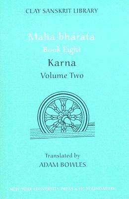 Mahabharata Book Eight (Volume 2): Karna