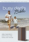 NIV Compact Thinline Bible, Busy Dad's Edition by Anonymous