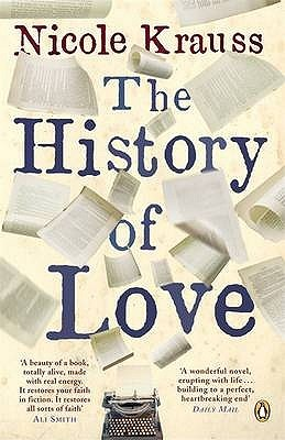 The History of Love by Nicole Krauss
