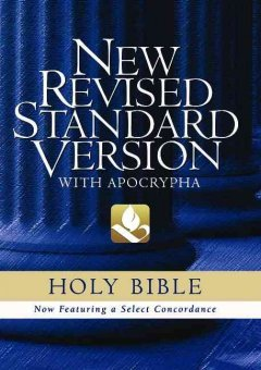 The holy bible new revised standard version with the apocrypha by the holy bible new revised standard version with the apocrypha by anonymous fandeluxe Image collections