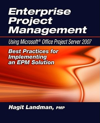 Enterprise Project Management by Hagit Landman