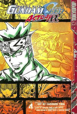 Gundam SEED ASTRAY R Volume 4 (Gundam (Tokyopop) (Graphic Novels))